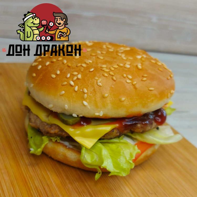 Чизбургер мини